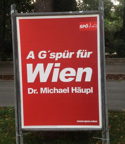 SPÖ Gspür